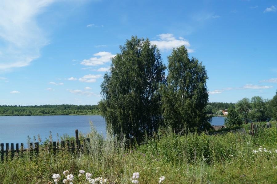 Озеро Нестиар в Воскресенском районе