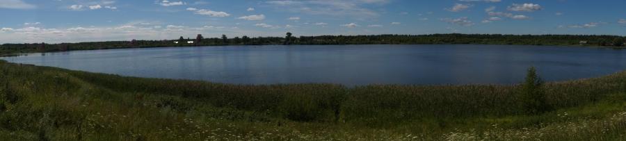 Озеро Нестиар Воскресенского района