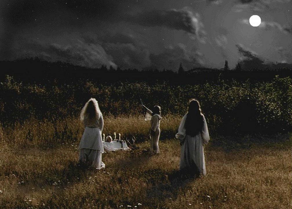 Магические обряды славян
