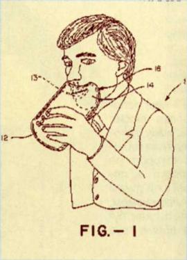 Самые бесполезные патенты. Предохранитель бороды