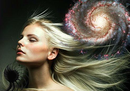 Так существует ли прямая связь между космосом и волосами людей?