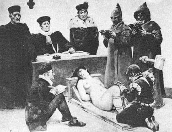 ПЫТКА, КОТОРУЮ БОЯЛИСЬ ВСЕ ЖЕНЩИНЫ!  От неё кричали и стонали девушки в Средневековье, инквизиция пугала ей всех непокорных.